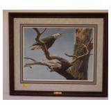 """CALL OF THE WILD"" BY ROBERT BATEMAN 65/950"