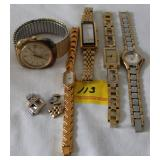 ANNE KLEIN, GUESS, BERENGER, PULSAR ASSORTED