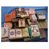 ASSORTED PLAYING CARDS