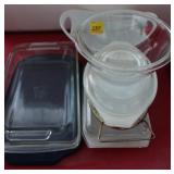 PYREX 6PC ASSORTED