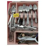 ASSORTED RODGERS FLATWARE