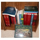 BOOKS ON MEDICINE