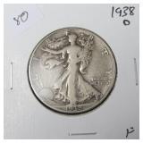 1938 D WALKER F  KEY DATE