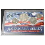 AMERICANA SERIES COINS