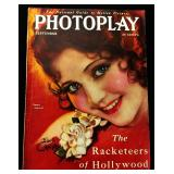 Photoplay Magazine (Earl Christy Artwork Cover)-  September 1929