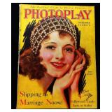 Photoplay Magazine (Earl Christy Artwork Cover)- November 1929