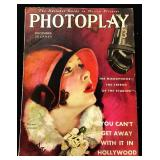 Photoplay Magazine (Earl Christy Artwork Cover)- December 1929