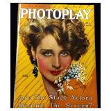 Photoplay Magazine (Earl Christy Artwork Cover)- April 1930