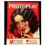 Photoplay Magazine (Earl Christy Artwork Cover)- May 1930