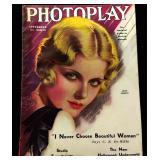 Photoplay Magazine (Earl Christy Artwork Cover)- September 1930