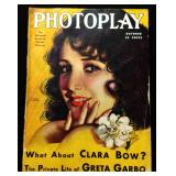 Photoplay Magazine (Earl Christy Artwork Cover)- October 1930