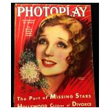 Photoplay Magazine (Earl Christy Artwork Cover)- November 1930