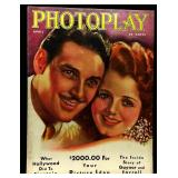 Photoplay Magazine (Earl Christy Artwork Cover)- April 1931