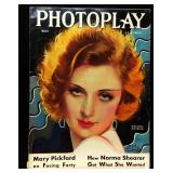 Photoplay Magazine (Earl Christy Artwork Cover)- May 1931