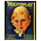 Photoplay Magazine (Earl Christy Artwork Cover)- Augsut 1931