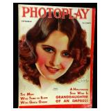 Photoplay Magazine (Earl Christy Artwork Cover)- September 1931