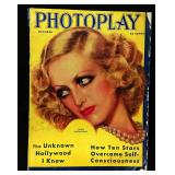 Photoplay Magazine (Earl Christy Artwork Cover)- October 1931