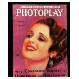 Photoplay Magazine (Earl Christy Artwork Cover)- February 1932