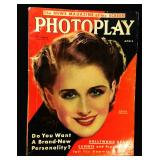 Photoplay Magazine (Earl Christy Artwork Cover)- April 1932