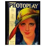Photoplay Magazine (Earl Christy Artwork Cover)- July 1932