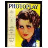 Photoplay Magazine (Earl Christy Artwork Cover)- October 1932