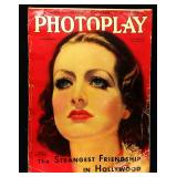 Photoplay Magazine (Earl Christy Artwork Cover)- November 1932