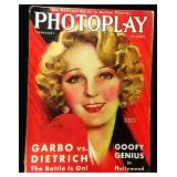 Photoplay Magazine (Earl Christy Artwork Cover)- February 1931
