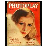 Photoplay Magazine (Earl Christy Artwork Cover)- January 1933