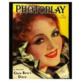 Photoplay Magazine (Earl Christy Artwork Cover)- May 1933
