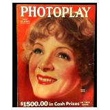 Photoplay Magazine (Earl Christy Artwork Cover)- July 1933