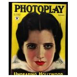 Photoplay Magazine (Earl Christy Artwork Cover)- February 1934