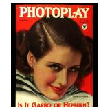 Photoplay Magazine (Earl Christy Artwork Cover)- March 1934