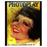 Photoplay Magazine (Earl Christy Artwork Cover)- May 1934