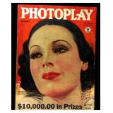 Photoplay Magazine (Earl Christy Artwork Cover)- September 1934