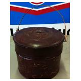 Vintage Berry Bucket