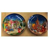 Vintage Disney Collector Plates
