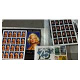 Collectible Postage Stamps