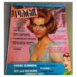 "Vol. 1 Issue 1 ""PlayGirl"" (1965)"
