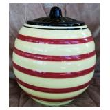 Vintage Roseville Jar, Marked