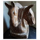 Unusual Horse Sculpture