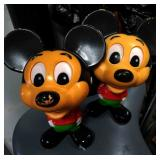 Vintage Mickey Mouse Dolls