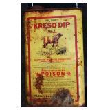 Vintage Kreso Dip Tin