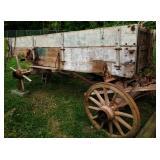 Antique Primitive Wagon