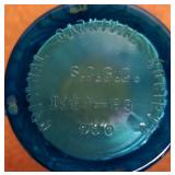 Antique Glass, Marked