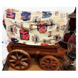 Vintage Bi-Centennial Chuck Wagon