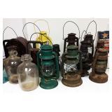 Antique/Vintage Lanterns