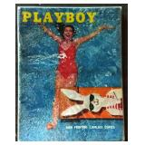 June 1956 Playboy Magazine