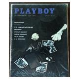 January 1959 Playboy Magazine