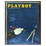 April 1959 Playboy Magazine