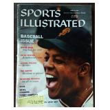 Vintage Sports Illustrated Magazine- Willie Mays Cover